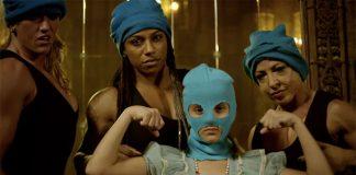 "Pussy Riot lança videoclipe de ""Straight Outta Vagina"""