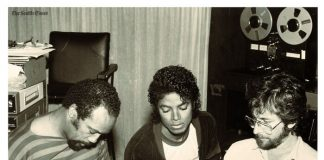 Quincy Jones, Michael Jackson e Rod Temperton