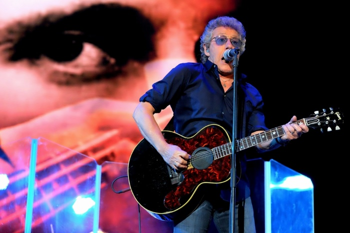 Roger Daltrey, do The Who
