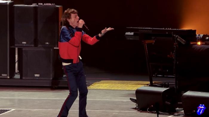 The Rolling Stones no Desert Trip