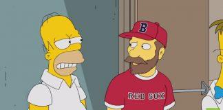 Os Simpsons, Homer e Vladimir Putin