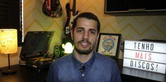 Tony Aiex apresenta o Tenho Mais Discos no Topsify Brasil