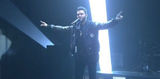 The Weeknd no Saturday Night Live