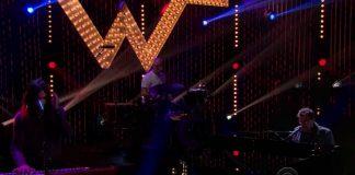 Weezer no programa de James Corden