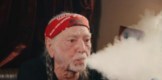 Willie Nelson no Jimmy Fallon