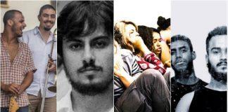 James Coroico, Paulinho Tó, Joaquim Izidro e Dentro do Alcance
