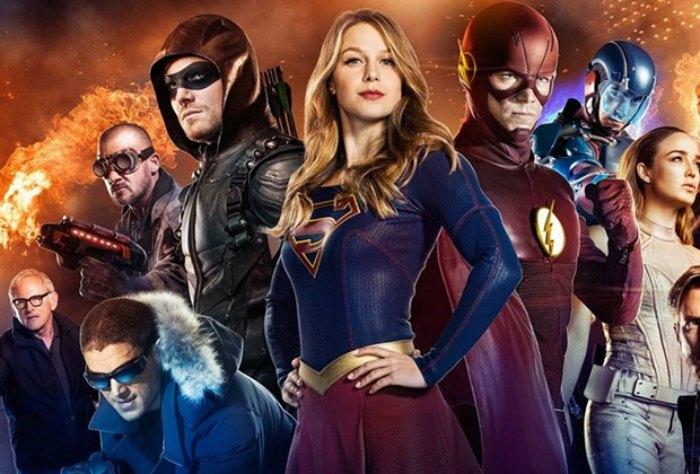 DC Comics crossover