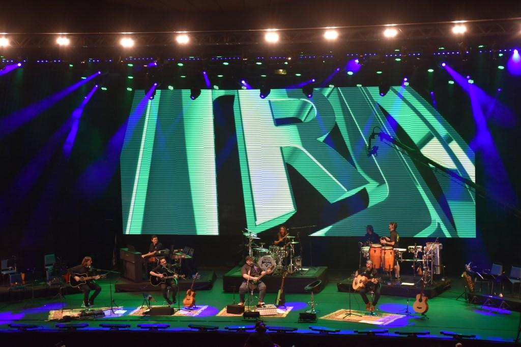 Raimundos grava Acústico em Curitiba