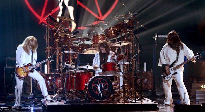 Rush e Foo Fighters