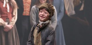 Gaten Matarazzo - Dustin de Stranger Things na Broadway