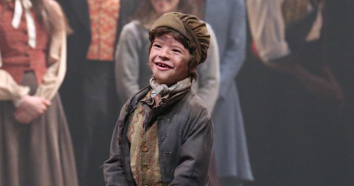 Gaten Matarazzo - Dustin de Stranger Things na Broadway