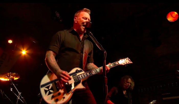 Metallica no House of Vans