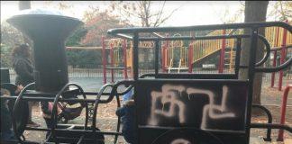 Parque de Adam Yauch é pichado