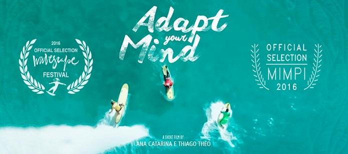 Adapt Your Mind: assista a curta brasileiro sobre surf adaptado