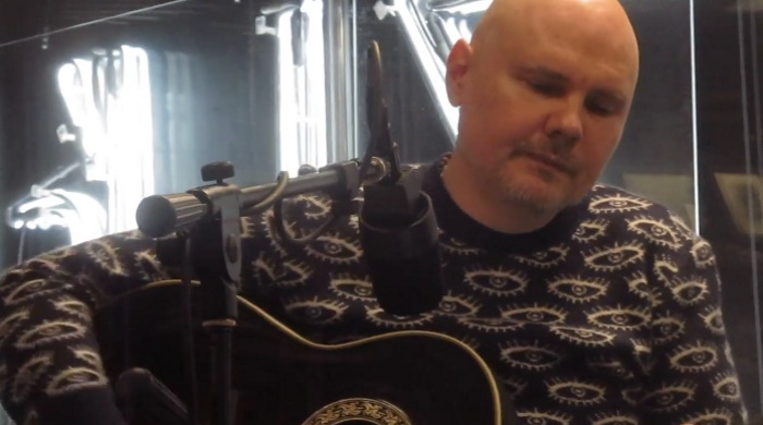 Billy Corgan no Madame ZuZu