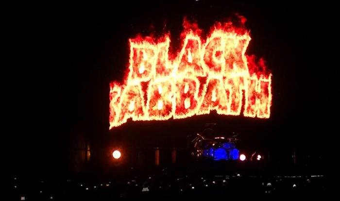 Black Sabbath em Porto Alegre