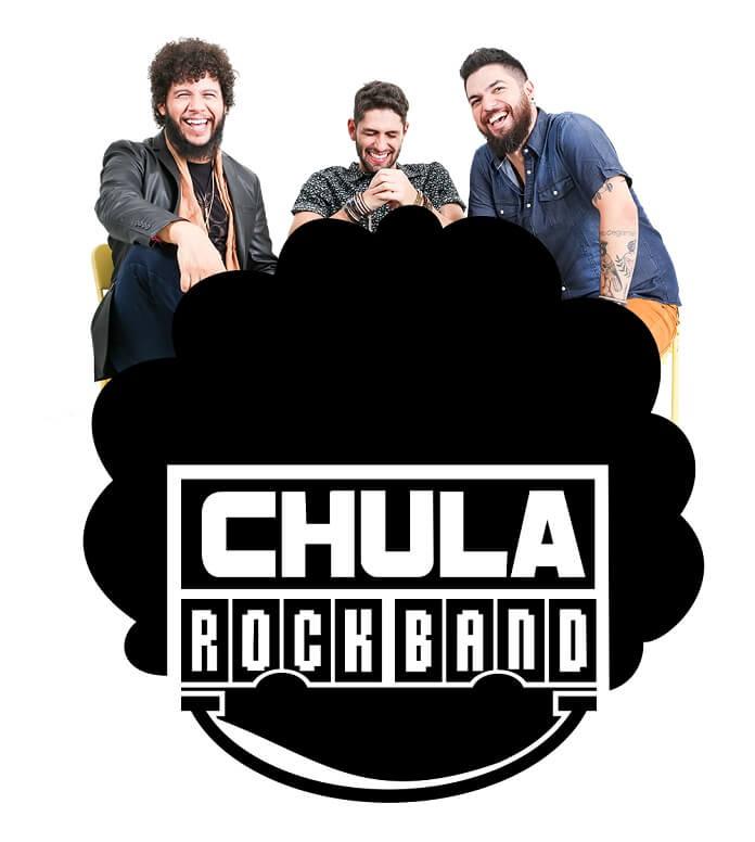 Chula Rock Band lança clipe com participação de vocalista do Tianastácia