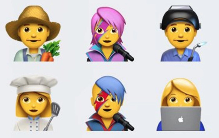 Emojis de David Bowie