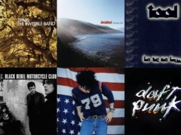 Discos lançados em 2001
