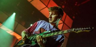 Festival do Google transmite ao vivo Glass Animals