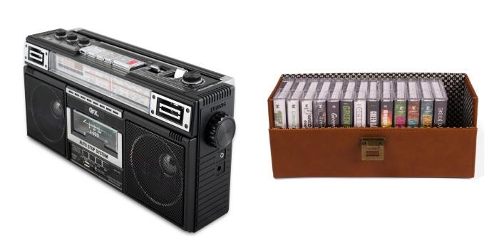 Green Day: boombox e discografia em fitas K7