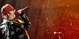Guns N' Roses no Rock In Rio 2011