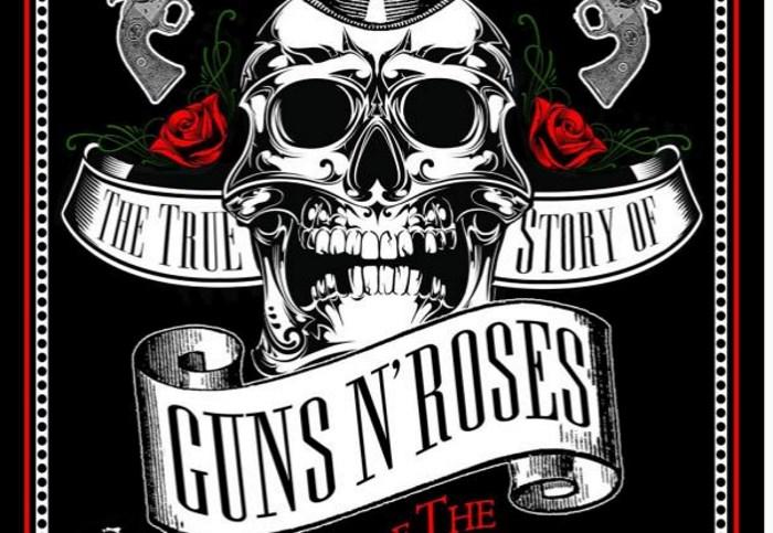 Mick Wall lança biografia sobre o Guns N Roses