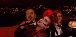 Jimmy Kimmel, Bono, Brandon Flowers e Julia Roberts