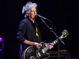 Keith Richards em 2013