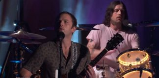 Kings Of Leon no programa de Jimmy Kimmel