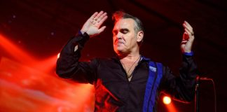 Morrissey em 2014