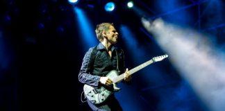 Muse em 2015 (Matt Bellamy)