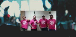 Pink Rock com o Raimundos
