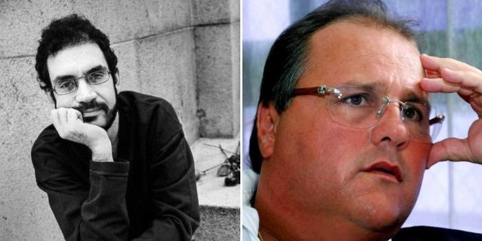 Renato Russo e Geddel Vieira Lima