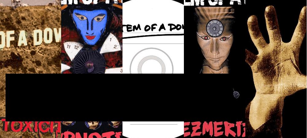 Discografia do System Of A Down