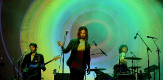 Tame Impala no Primavera Sound, em Barcelona