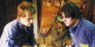 The Upholsterers com Jack White