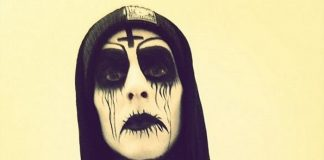 Travis Barker Black Metal