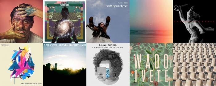 25 grandes discos nacionais de 2016