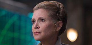 Carrie Fisher em Star Wars