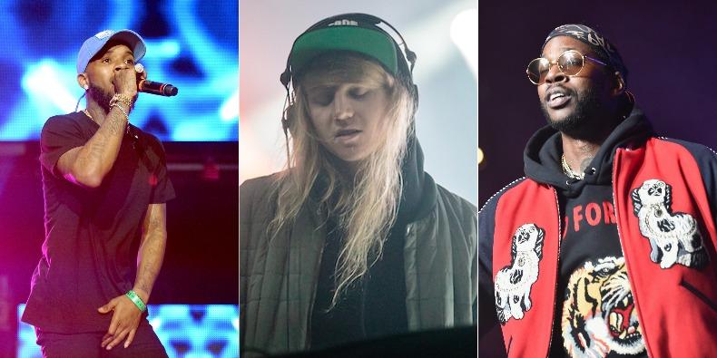 Tory Lanez, Cashmere Cat e 2 Chainz