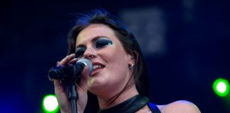 Floor Jansen, do Nightwish