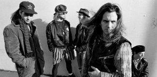 Pearl Jam com Dave Krusen