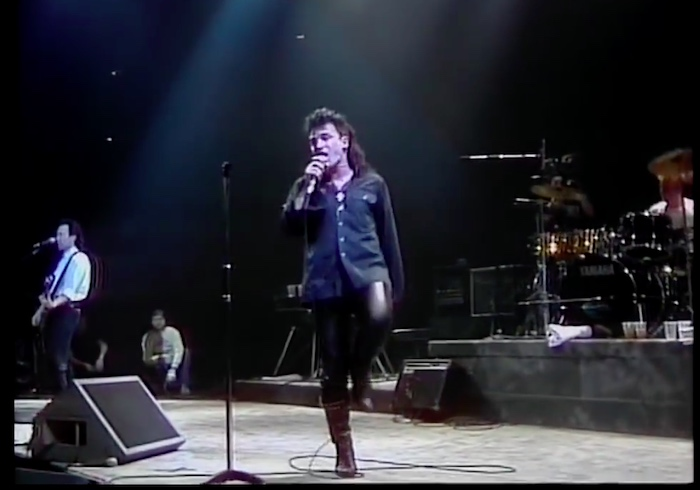 U2 na Alemanha, 1984