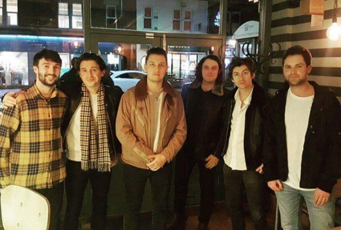 Arctic Monkeys em Sheffield