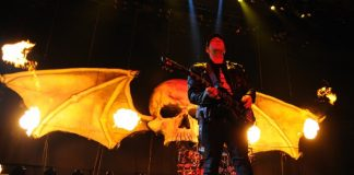 Avenged Sevenfold em Barcelona, 2013