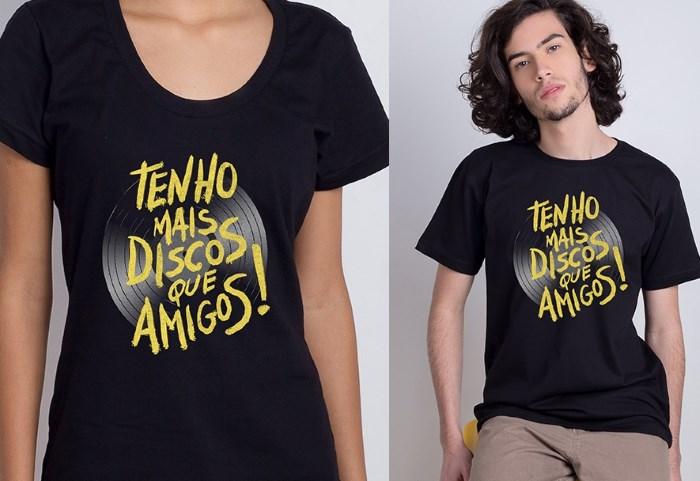 Camiseta do TMDQA!