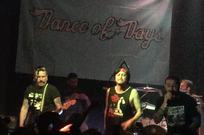 Dance Of Days e Badauí