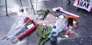 Debbie Reynolds, Calçada da Fama