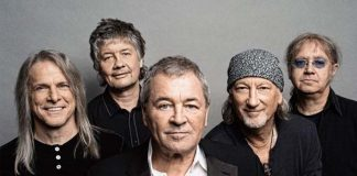 Deep Purple anuncia turnê no Reino Unido